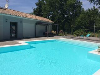 Grande Villa avec Piscine BRACH - proche Lacanau