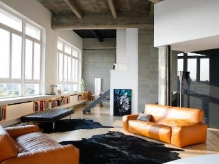Luxury Loft Penthouse WINE - SKI - ART - CULTURE, Turin