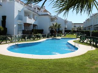 Apartamento con piscina Rota