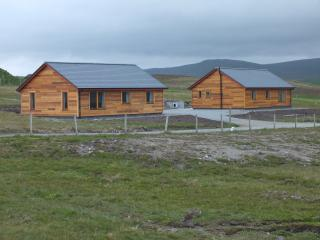 Nortower Lodges - self catering - Shetland Island