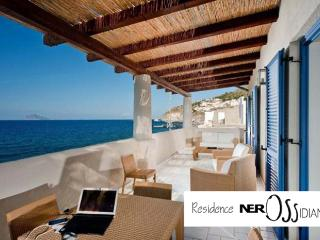 Design sea view Apartment in Lipari - Nerossidiana 16, Acquacalda