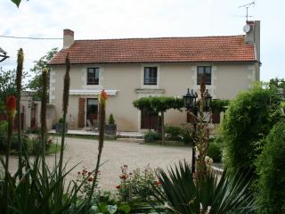 Chambre d'hôtes de La Maricé, Mirebeau