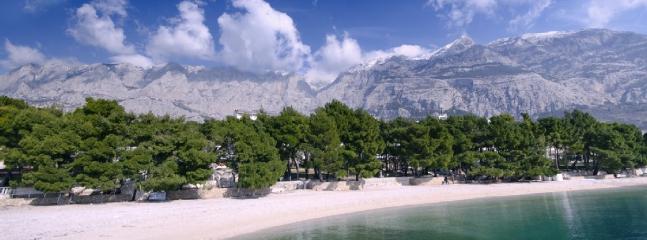 Stunning beach