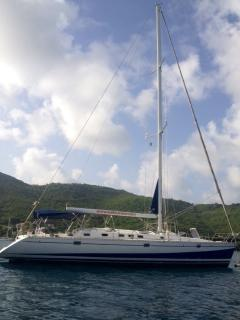 Great rates on our 50 ft yacht based in Bequia