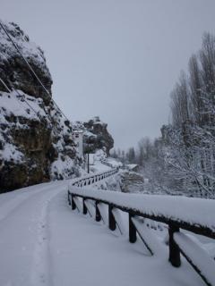 Calle Pontón Alto nevado