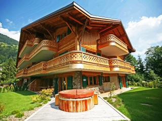 The Lodge Apartment 3, Champery