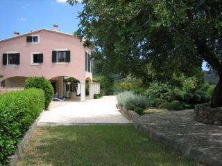 Apartamento en Casa Rural con piscina privada, Campanet