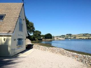 Tidelands Boathouse on the waterfront, Combeinteignhead