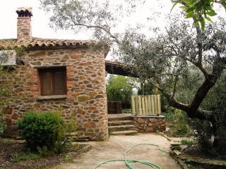 Estudio Rural,chimenea, calefacción,aire,terraza, Provincia de Cáceres