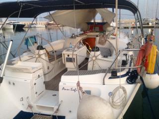 Yacht Ann Sofi, Lakki