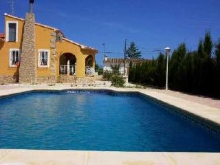 Villa Benibrai-Piscina-WifiAA, Jalón