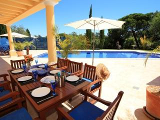 Luxury Vale do Lobo villa, large heated pool, WI-F