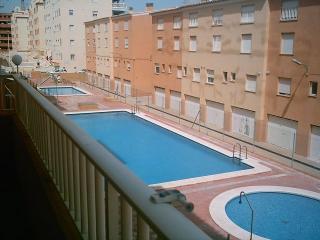 Apartamento de 2 habitaciones en Moncofa, Moncófar