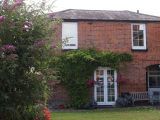 The Manse, a gorgeous cottage in the centre of Marlborough but tucked away in a very quiet area.