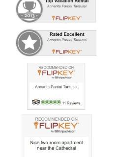 Tripadvisor's excellence award