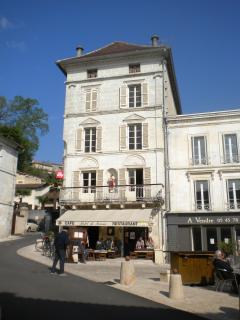 Hotel de France, Aubeterre