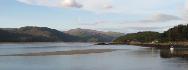 Mawddach Estuary View