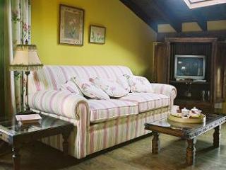 Sala de jantar apartamento 'La Najarra'
