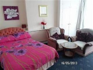 Flat 1 Ground Floor Large bright studio flat with sep Shower/toilet En-Suite