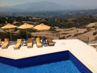 Villa Sparta, Kastellos