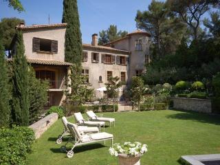 Chateau Cezanne, Aix-en-Provence