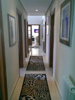 Bottom hall way
