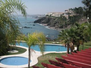 Lujo sobre el mar;Puerto Marina 1 dormitorio, Benalmadena