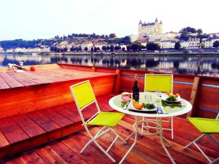LOIRE ROMANCE LUXURY BOAT OF DIFFERENT HOLIDAYS, Saumur