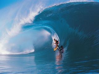Playa especial para Surf y Deportes Acuáticos, y paseos por la Naturaleza