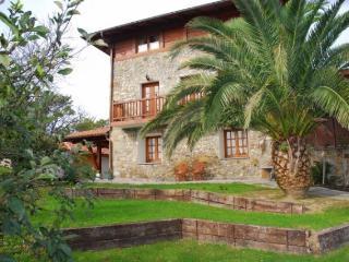 Apartamento de 2 habitaciones cerca de Bilbao y la costa.