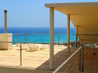 Villa Rosa, lujo junto a la playa, piscina privada, Costa Calma