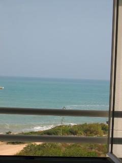 Vista al exterior desde ventana de habitación
