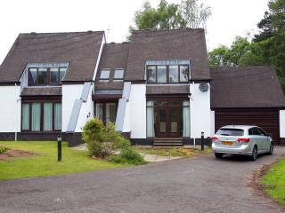 Luxury House Beside Gleneagles Hotel. 5 Star Visit Scotland Rating