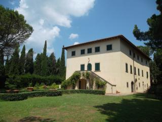 Villa Sorbaiano, Montecatini Val di Cecina