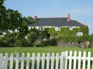 Large character house - 5 min walk to sandy beach, St. Merryn