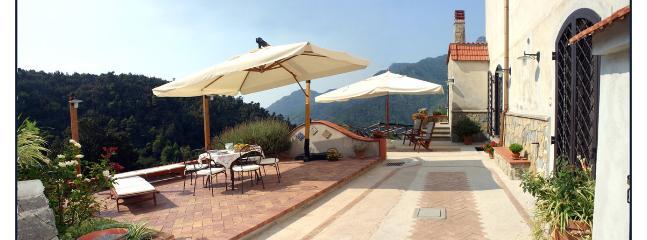 terrace/solarium