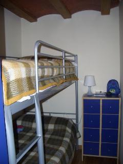 Dormitorio 2 Literas