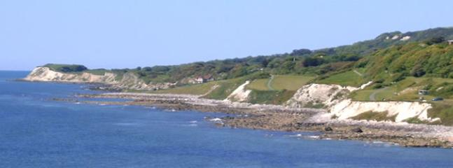Beautiful Ventnor coastline
