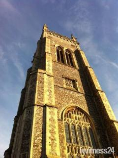 Cromer Church - Climb to top for amazing views