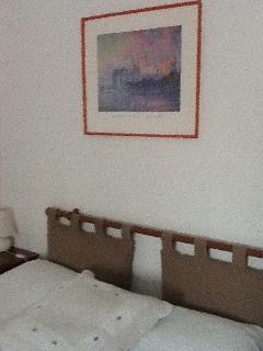 Studio tournesol, deuxième étage, lit en 160