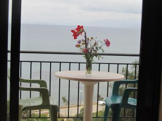 Quiet, Beach front studio for 2 -3 persons