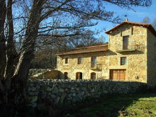 Molino de Tormellas vivegredos, Provincia de Ávila
