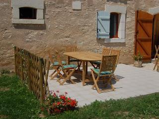Saule villa terrace