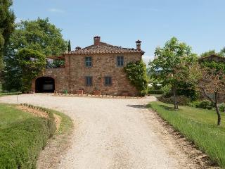Villa in Arezzo, Tuscany, Italy, Lucignano