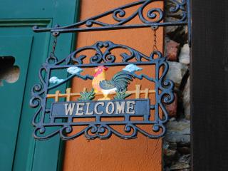 ..A warm Welcome