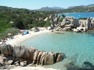 House among Sardinia's best beaches