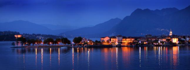 Pescatori Island by Night from La Sorgente
