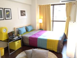 Wonderful location6/free pocketwifi, Shinjuku