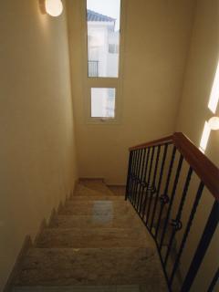 Villa Sofia (16). Marble Stairway
