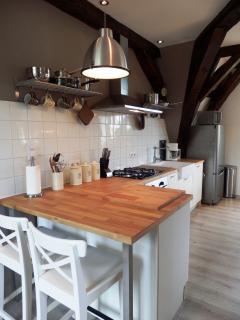 Cuisine - kitchen - Suite Calville d'aout
